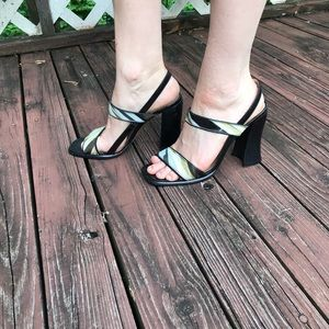 Shoes - Dione high heels strappy comfortable size 6.5-7